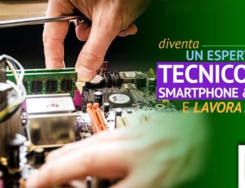 Corso tecnico PC, smartphone e tablet presso Istituto Volta
